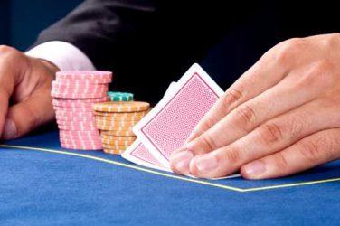 Pokertoernooi speelronde