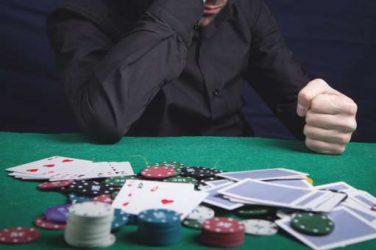Fouten bij poker
